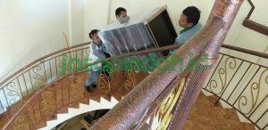 Tips Memindah Furniture Melalui Tangga - Jasapindah.id