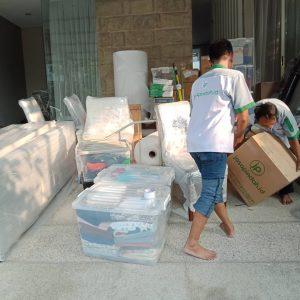 jasa pemindahan rumah kantor dan apartemen Jasapindah.id